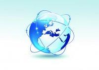 błękitny glob
