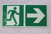 znajdź drogę do wyjścia z pokoju